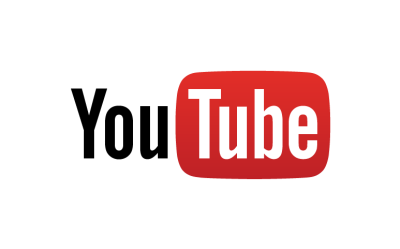 YouTubeのロゴ